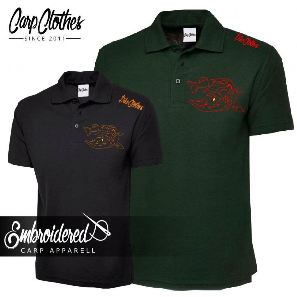 CHILD 025 EMBROIDERED PIKE POLO